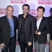 Et l'acteur français le plus vu au cinéma cette année est...