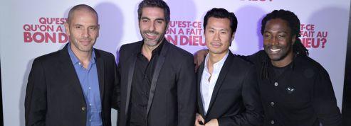 Frédéric Chau est l'acteur français le plus vu au cinéma cette année