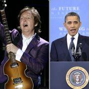 McCartney, Obama, Rogen... les phrases choc de la semaine
