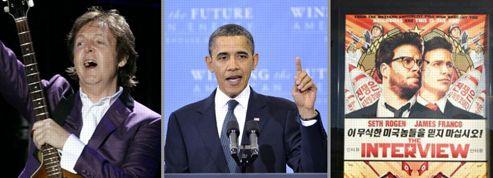 McCartney, Obama, The Interview ... les phrases choc de la semaine