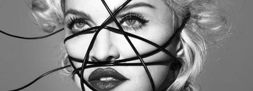 Madonna victime de nouvelles fuites de son album Rebel Heart