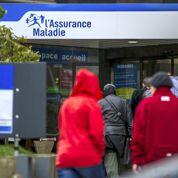Les coûts de gestion des caisses d'assurance-maladie varient de 1 à 5