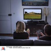 Combien de temps passe-t-on devant la télévision ?