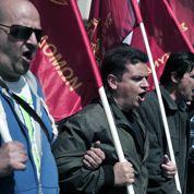 En Grèce, le chômage frappe le quart de la population active