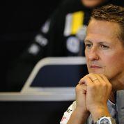 Michael Schumacher reconnaîtrait ses proches