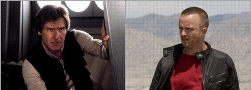 Star Wars : Aaron Paul va-t-il remplacer Harrison Ford en Han Solo?