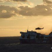 Les impressionnantes images de l'évacuation du Norman Atlantic