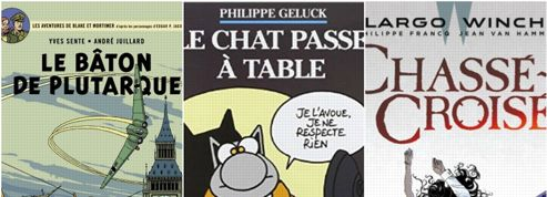 Blake et Mortimer, Le Chat, Largo Winch... Le Top ventes BD de 2014