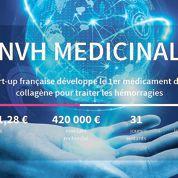La biotech NVH Medicinal mise sur le financement participatif