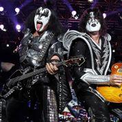 Kiss affrète un navire pour le 40e anniversaire de Alive!