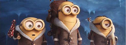Les adorables Minions de Mac Guff «espèrent bien rafler l'Oscar»