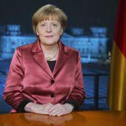 Merkel attaque les manifestants anti-immigrés de Pegida