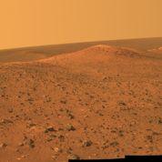 Un rover martien de la Nasa a des crises d'amnésie