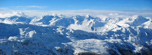 Les vacanciers retrouvent les plaisirs du ski et de la neige