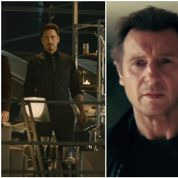 Liam Neeson, Avengers 2 ... Les images phares de la semaine