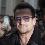 Après sa chute de vélo, Bono va-t-il dire adieu à sa guitare?
