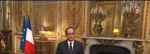 Voeux de François Hollande: «Quand on a rien à dire, on parle avec les mains»