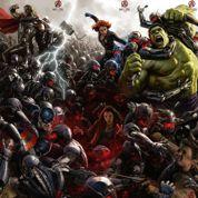 Avengers : l'ère d'Ultron: un nouveau trailer le 12 janvier