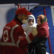 Les migrants ont débarqué après 11 jours à bord du cargo Ezadeen