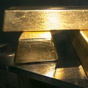 L'or pourrait souffrir d'une nouvelle hausse du dollar