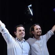 En Grèce et en Espagne, la gauche radicale effraie les marchés