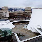 «Le Volcan» de Niemeyer se réveille