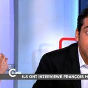 Patrick Cohen s'explique sur l'absence de questions personnelles à François Hollande