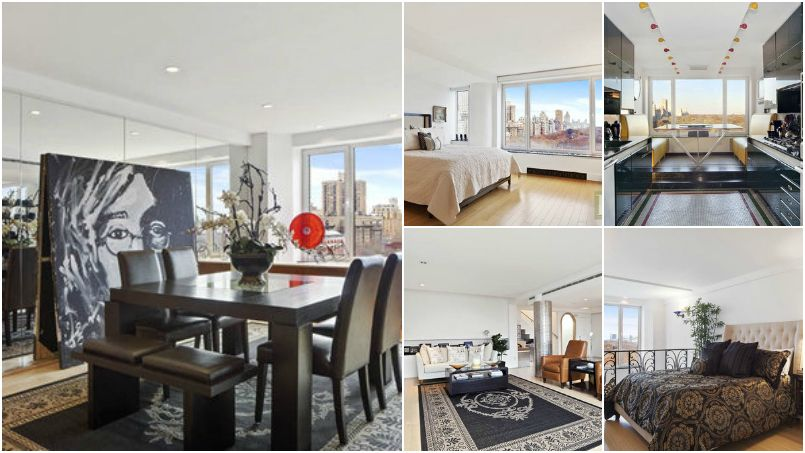 yannick noah vend son appartement new yorkais 8 millions d 39 euros. Black Bedroom Furniture Sets. Home Design Ideas