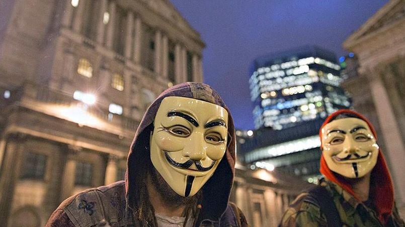 Cette communauté d'internautes agit principalement sur Internet, notamment en s'attaquant à des sites web.