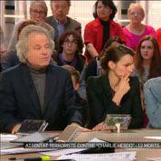 Charlie Hebdo :les chaînes du monde entier sous le choc