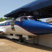 Elvis Presley: ses deux avions privés mis en vente