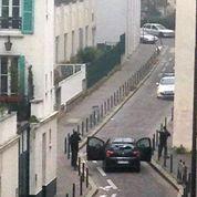 La grande traque des tueurs de Charlie Hebdo