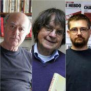 L'hommage des grands auteurs de BD à Charlie Hebdo