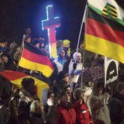 En Allemagne, les anti-islam de Pegida veulent profiter de l'émotion