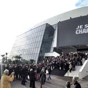 Charlie Hebdo : le Festival de Cannes se drape de noir