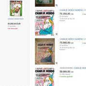 eBay versera à Charlie Hebdo le montant de ses commissions