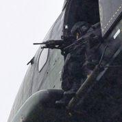 Charlie Hebdo : les frères Kouachi retranchés à Dammartin-en-Goële