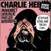 Le dessin controversé de Cabu publié sur 12 unes québécoises