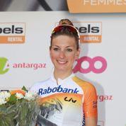 L'insolite mésaventure de la nouvelle star du cyclisme féminin français
