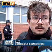 Charlie Hebdo : Luz affiche ses doutes et son scepticisme