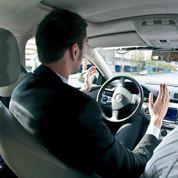 En 2035, une voiture sur dix n'aura pas besoin de conducteur