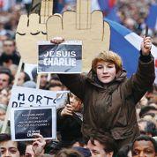 À Paris, une marée humaine exalte la cohésion nationale