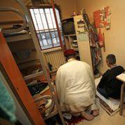 Dans les prisons, des «Allah akbar !» pendant la minute de silence