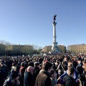 Marche républicaine : 2,5 millions de manifestants en province