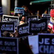 À Paris, les images de la marche républicaine