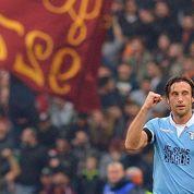 La Lazio Rome a joué avec un maillot «Je suis Charlie»