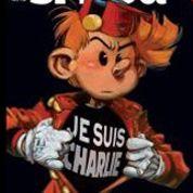 Le journal de Spirou rend hommage à Charlie Hebdo