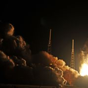 Un succès en demi-teinte pour la fusée réutilisable de SpaceX