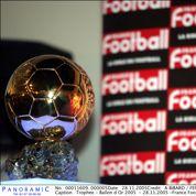 Cinq choses que vous ignoriez sur le trophée du Ballon d'Or