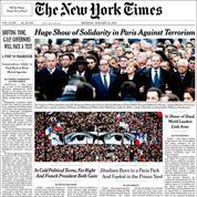 La presse française et internationale salue la marche républicaine